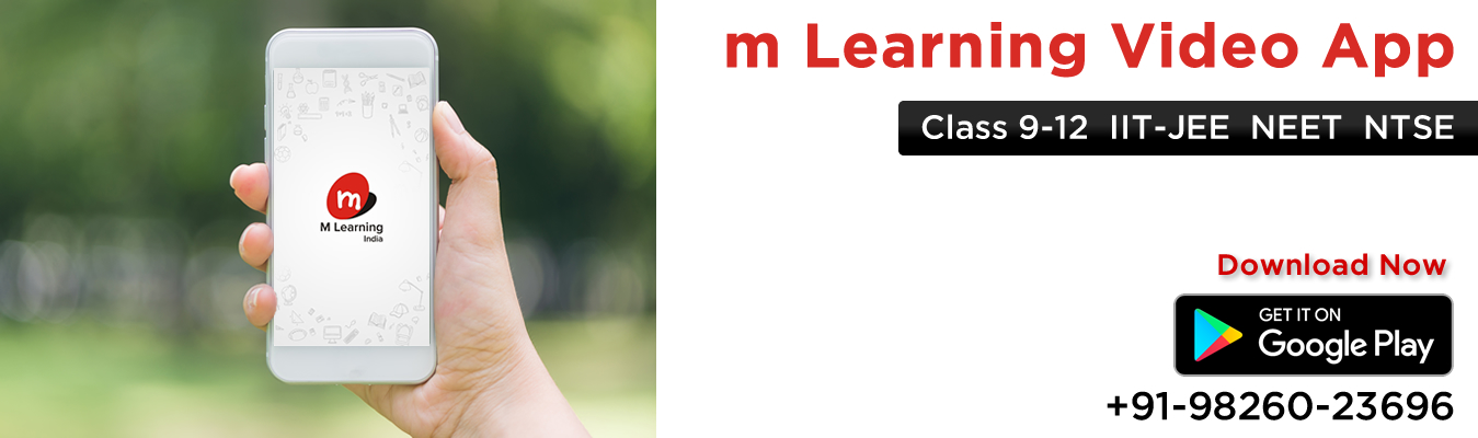 M Learning | Online Classes | Video Lectures for IIT JEE